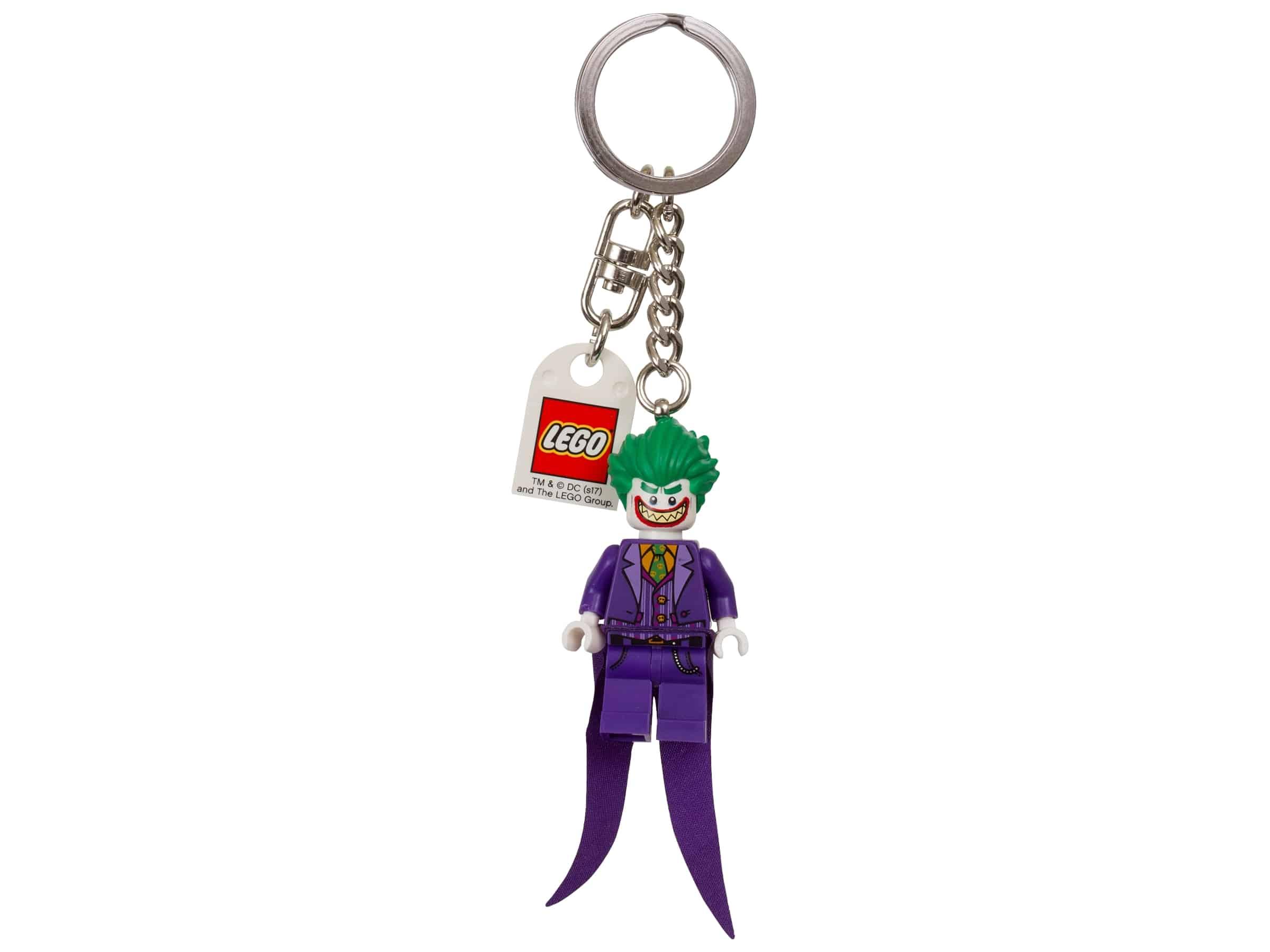 de lego batman film de joker sleutelhanger 853633