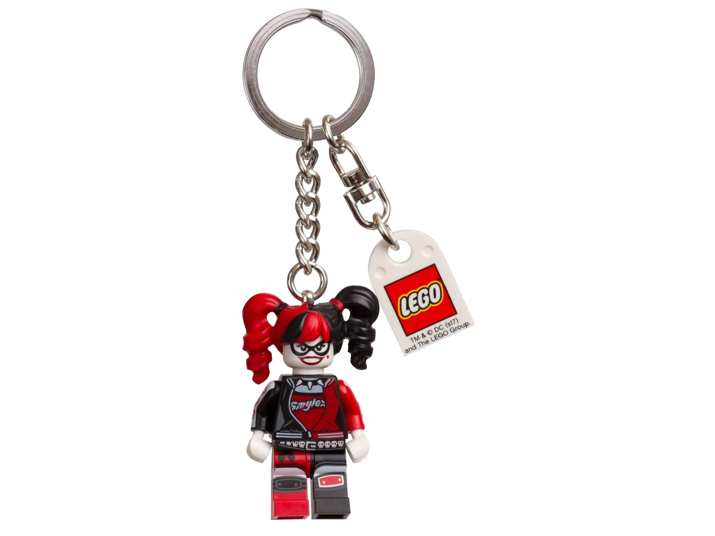 de lego batman film harley quinn sleutelhanger 853636