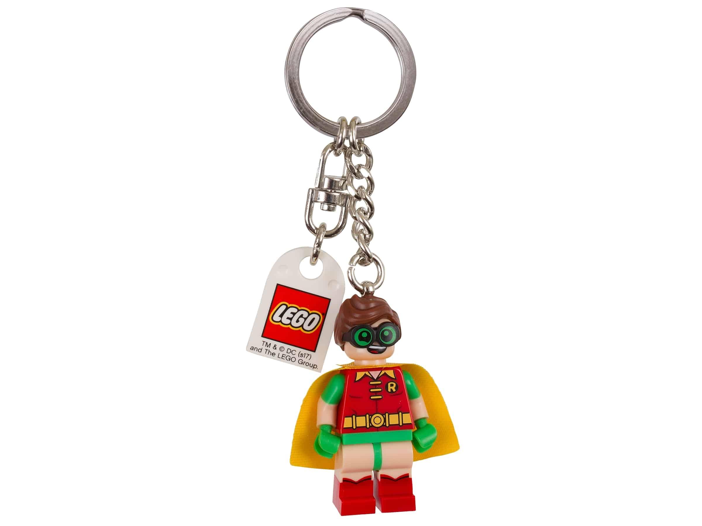 de lego batman film robin sleutelhanger 853634