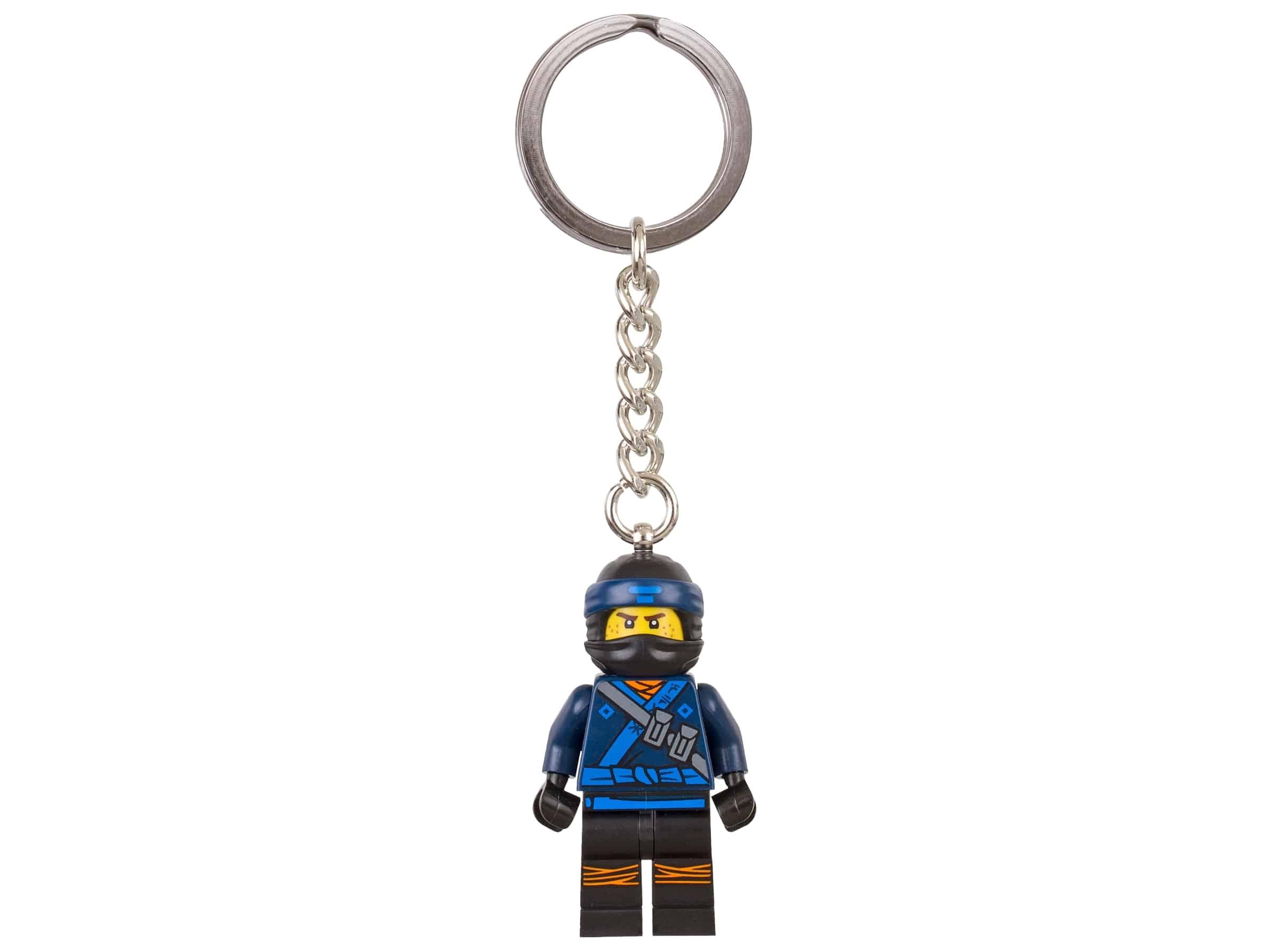 de lego ninjago film jay sleutelhanger 853696