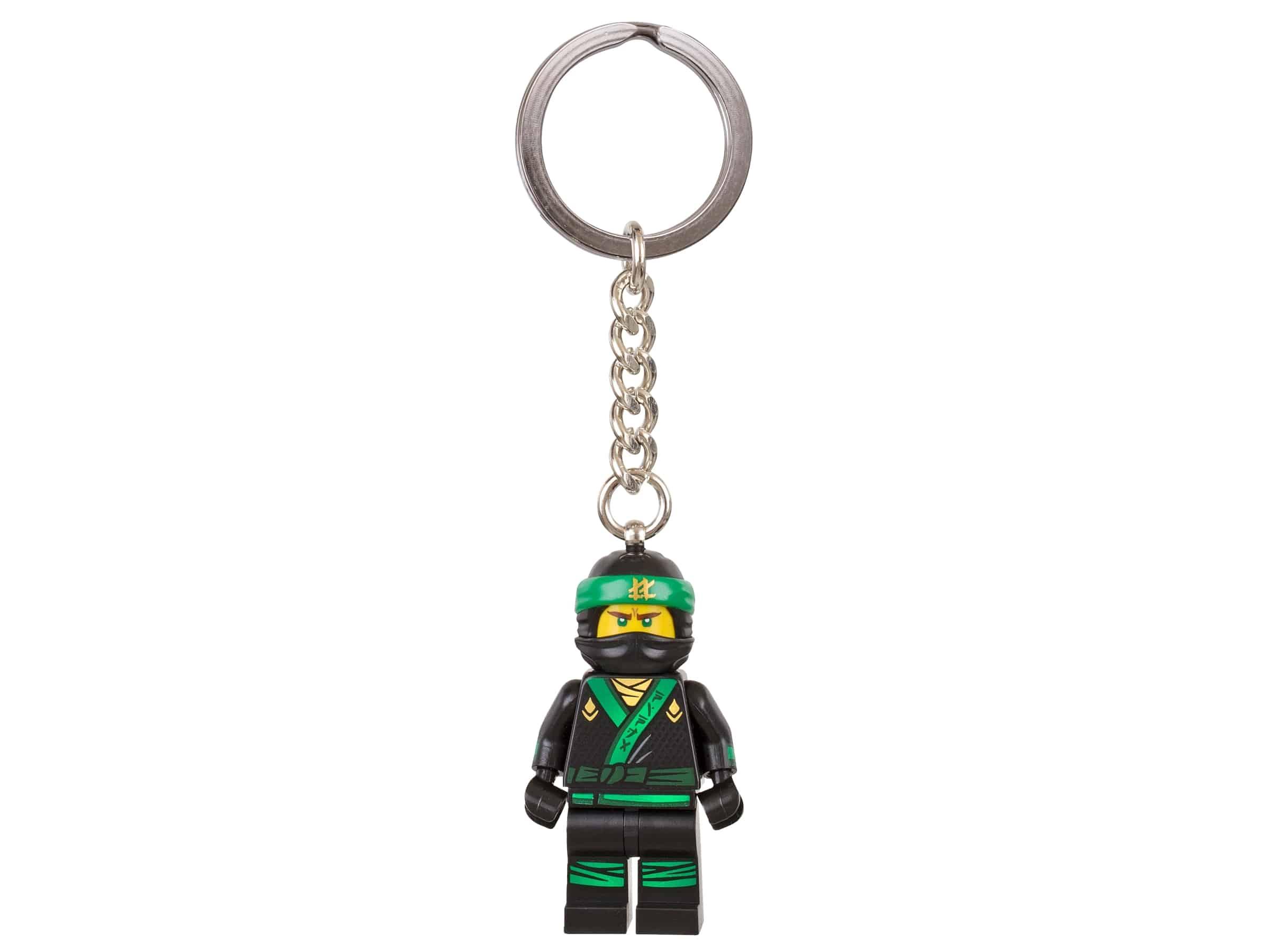de lego ninjago film lloyd sleutelhanger 853698