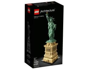 LEGO 21042 Vrijheidsbeeld