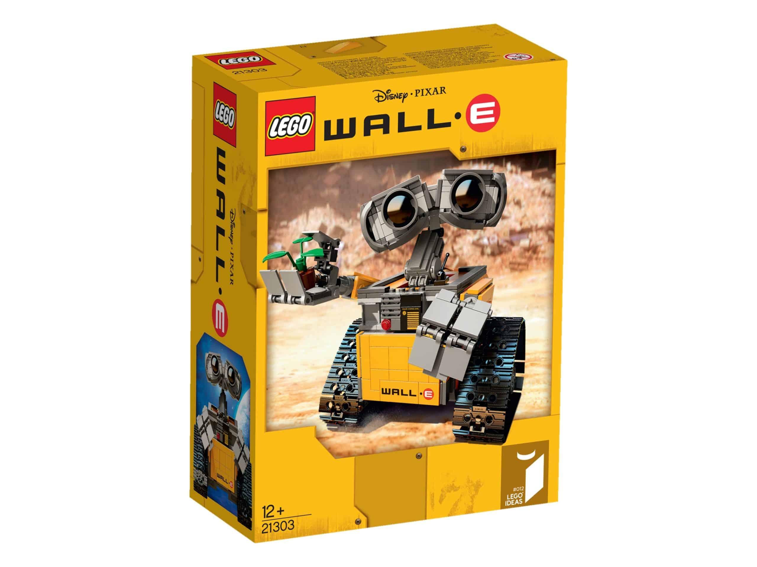 LEGO 21303 WALL-E