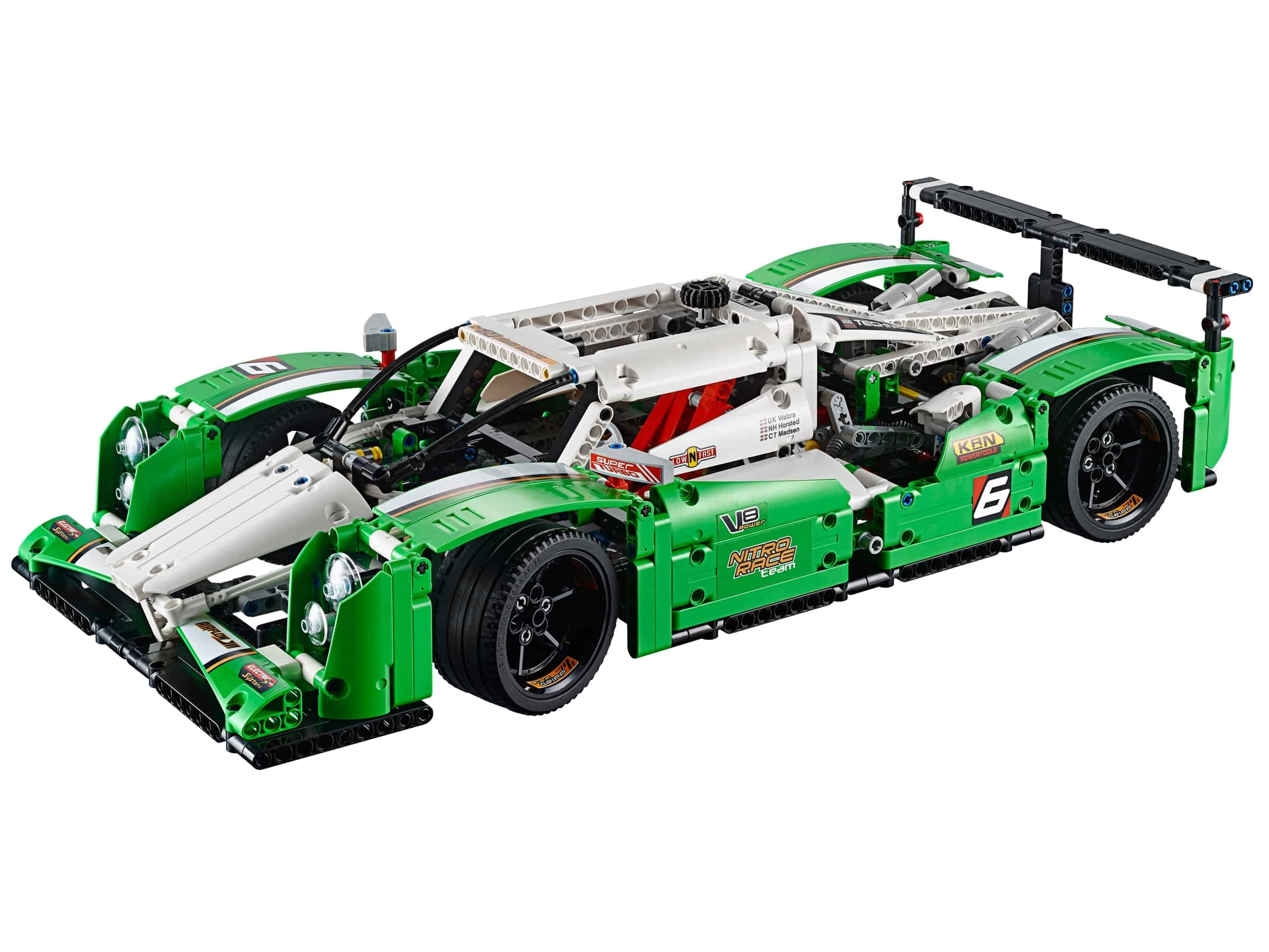 lego 24 uur racewagen 42039