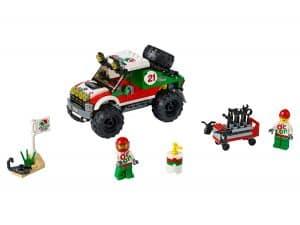 lego 4 x 4 voertuig 60115