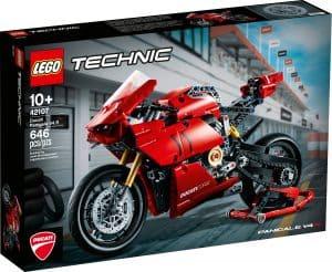LEGO 42107 Ducati Panigale V4 R