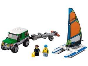 lego 4x4 met catamaran 60149