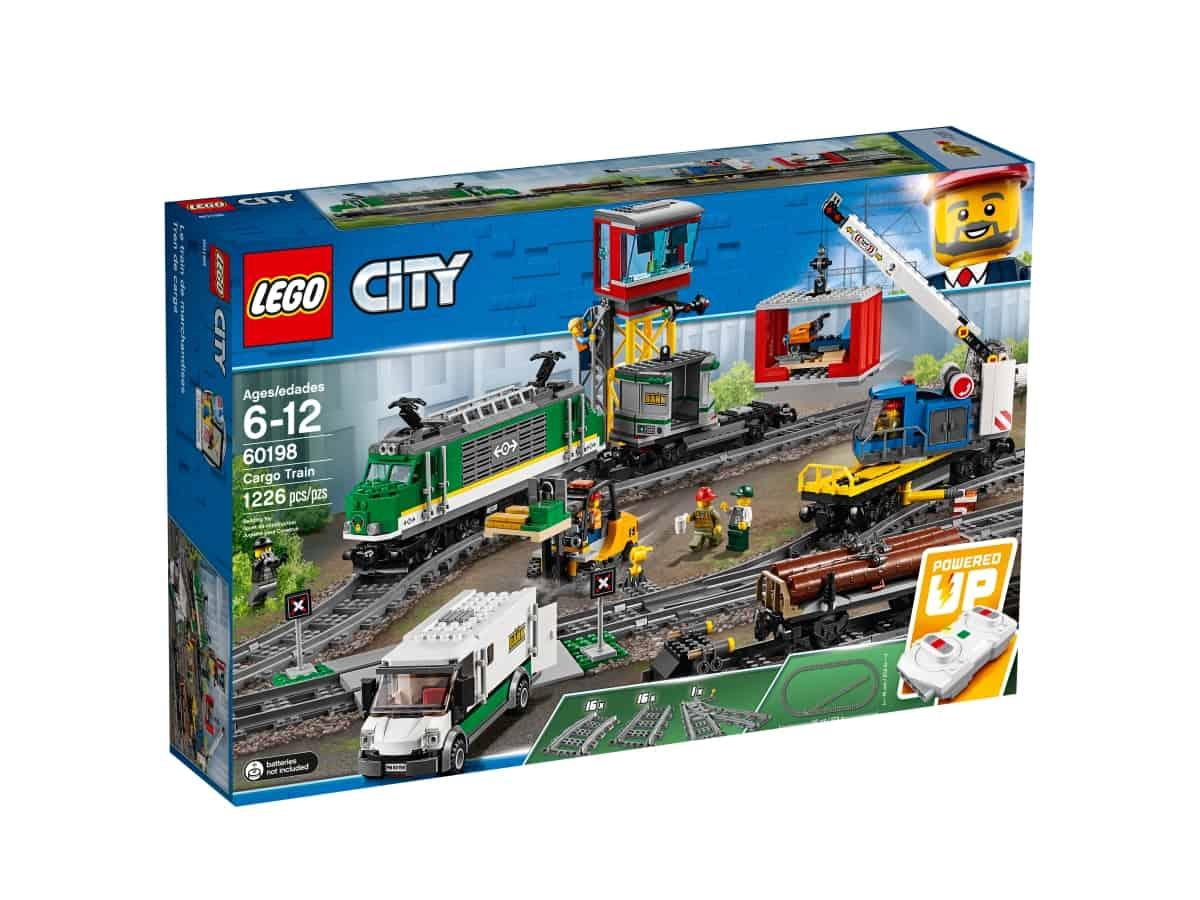 LEGO 60198 Vrachttrein