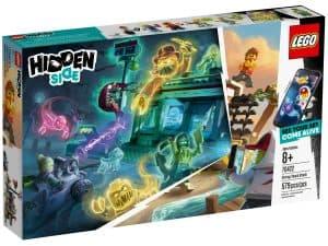 LEGO 70422 Aanval op het garnalententje
