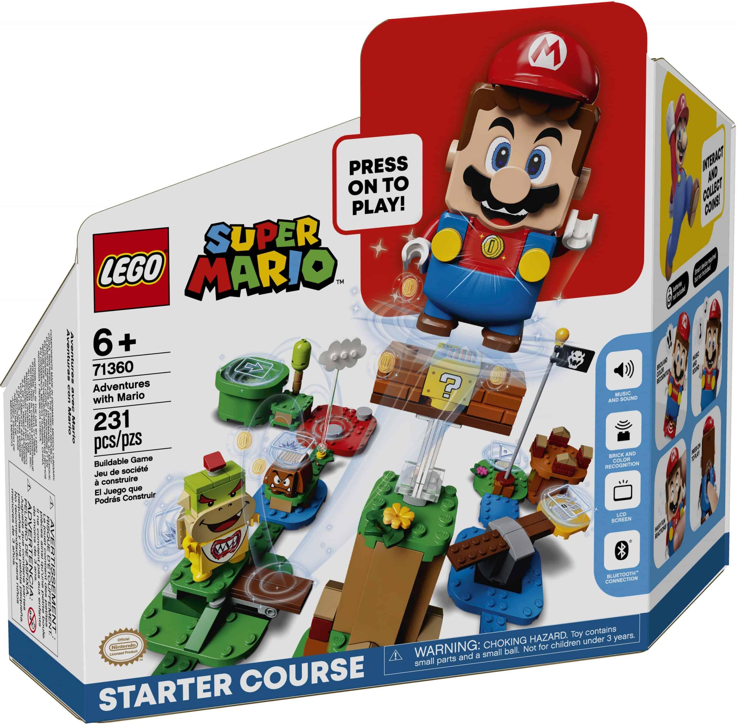 LEGO 71360 Avonturen met Mario startset