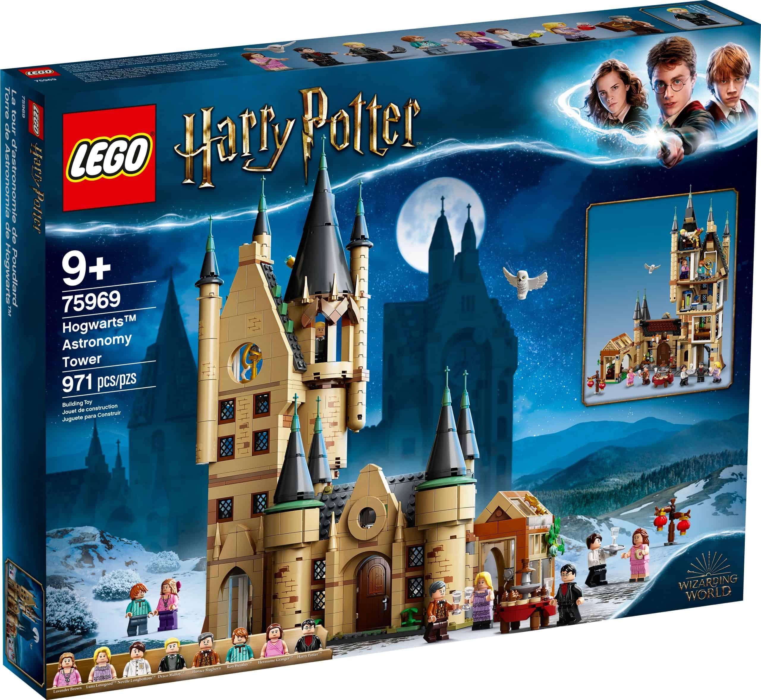 LEGO 75969 Hogwarts De Astronomietoren