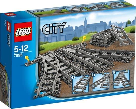 LEGO 7895 Wissels