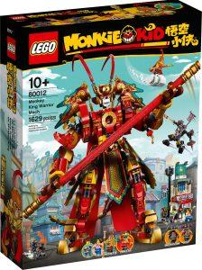LEGO 80012 Monkey King mechakrijger
