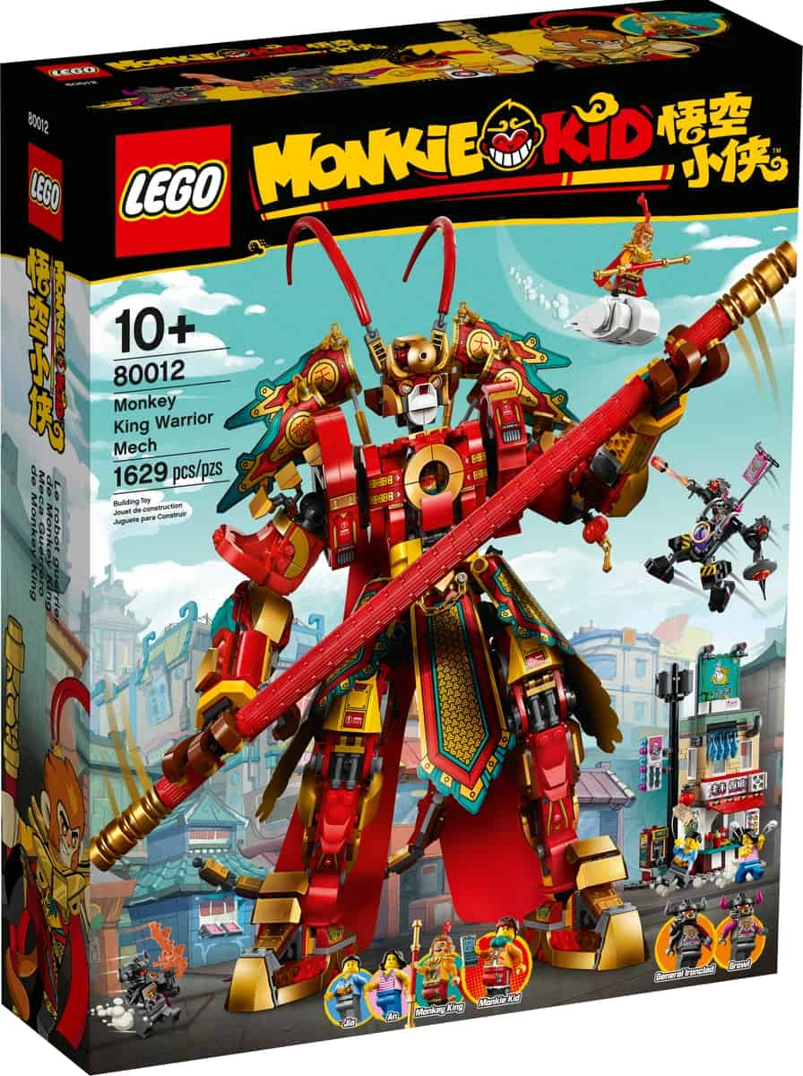 LEGO 80012 Monkey King mechakrijger