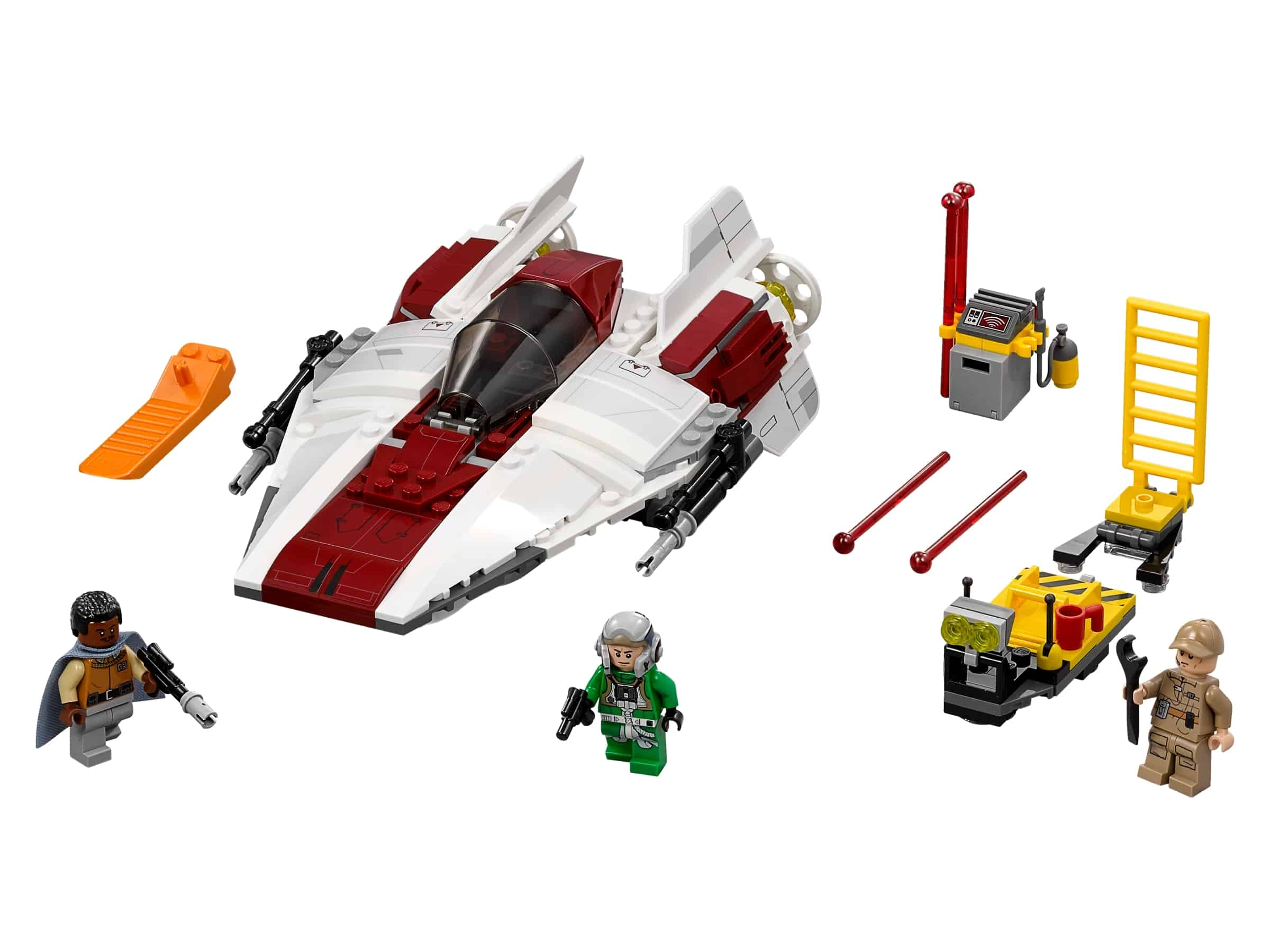 lego a wing starfighter 75175
