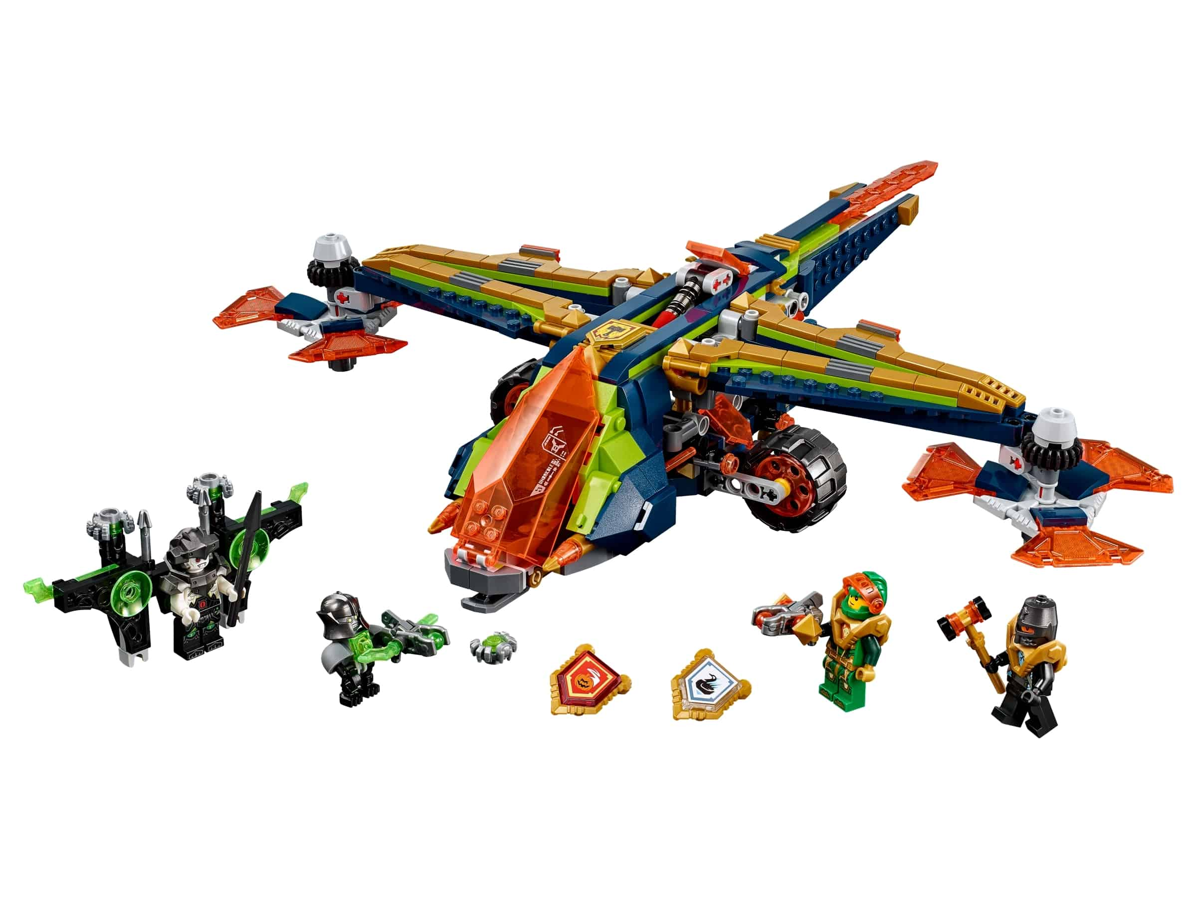 lego aarons x boog 72005
