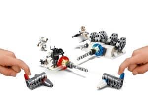 lego action battle aanval op de hoth generator 75239