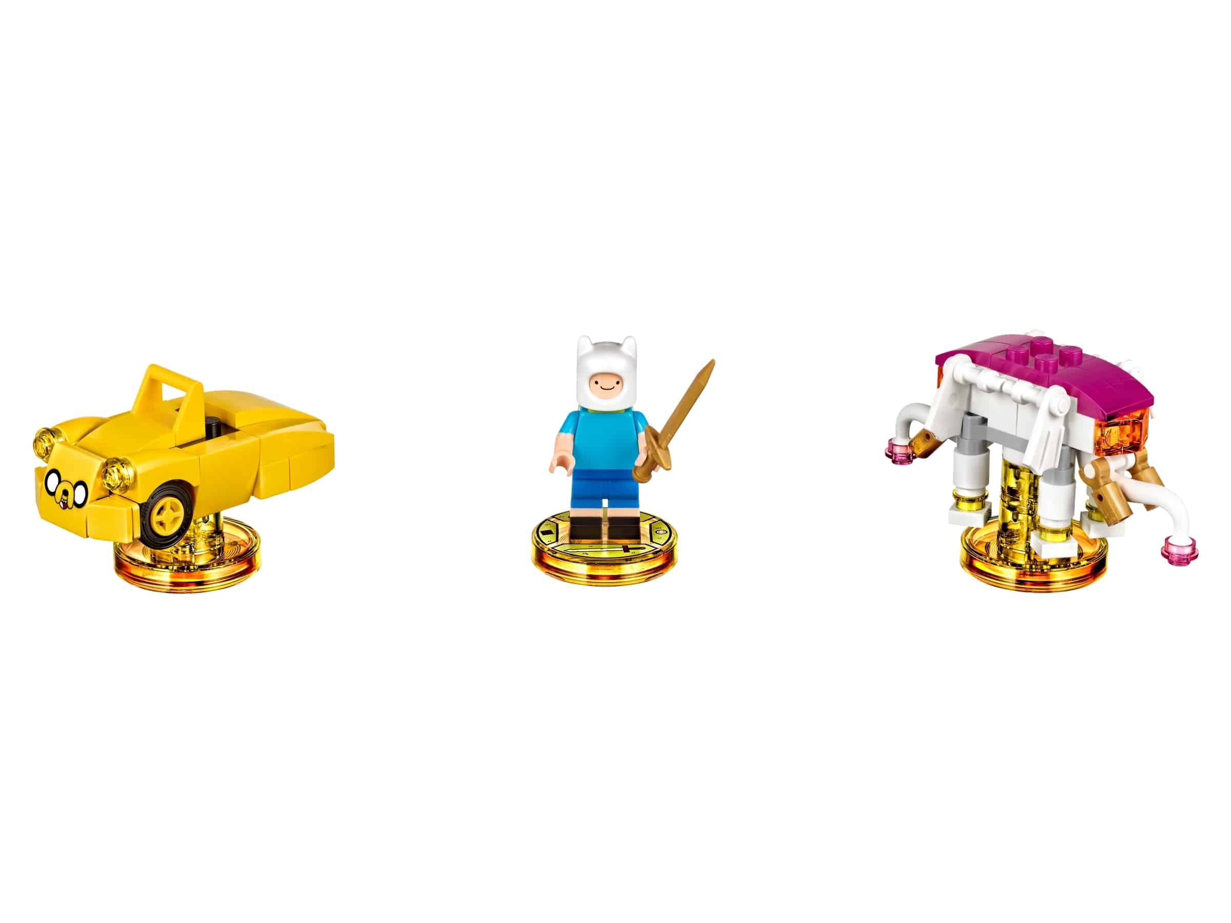 lego adventure time level pakket 71245