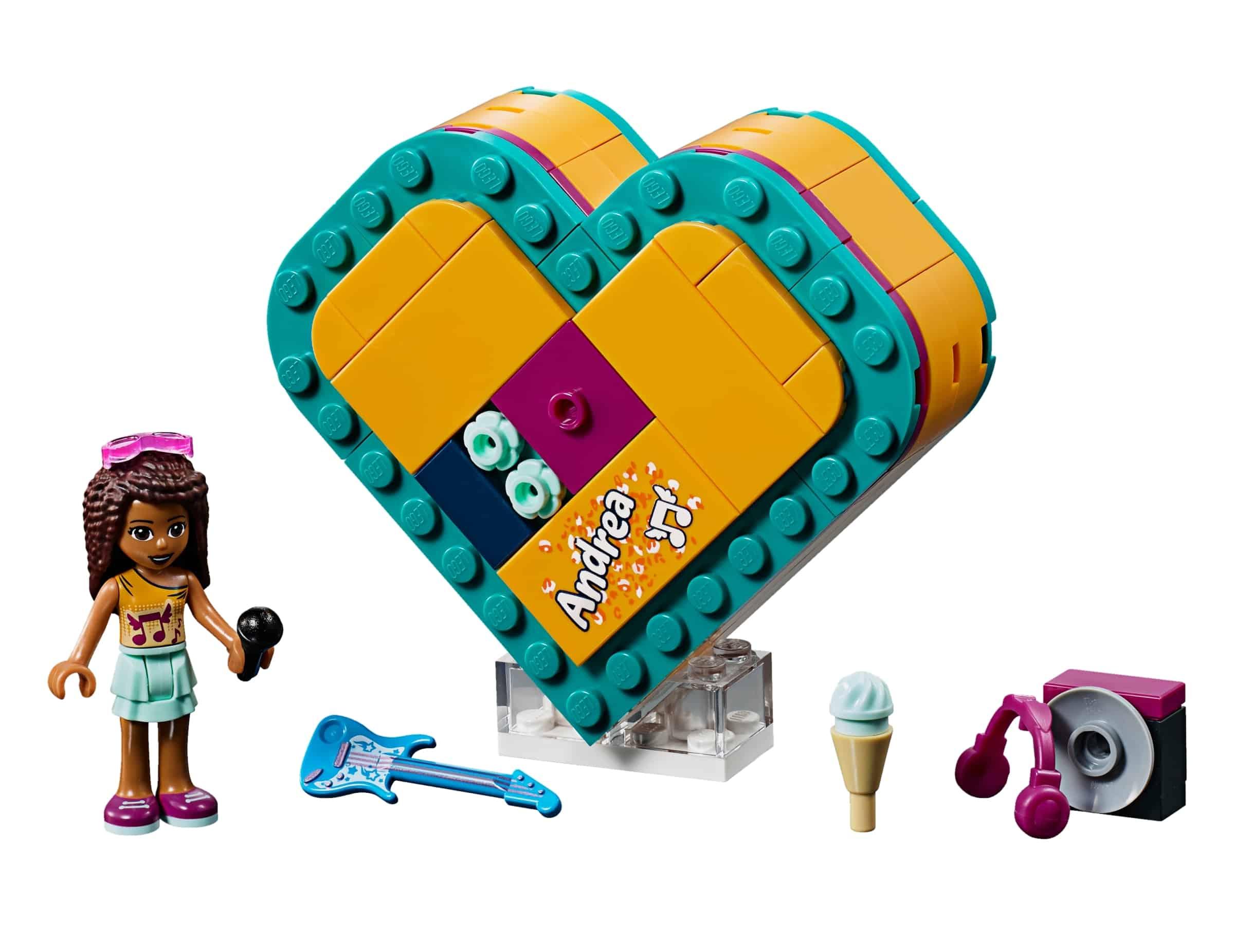 lego andreas hartvormige doos 41354