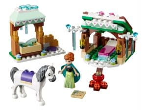 lego annas sneeuwavontuur 41147