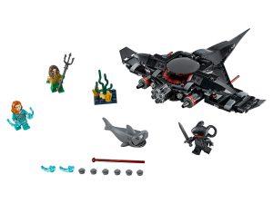 lego aquaman black manta aanval 76095
