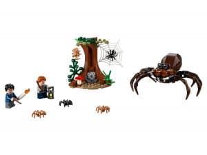 lego aragogs schuilplaats 75950