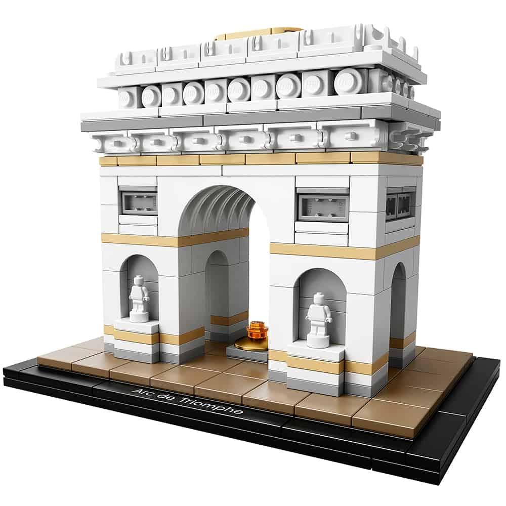 lego arc de triomphe 21036