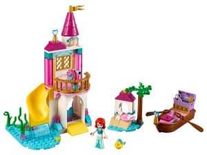 lego ariels kasteel aan de kust 41160