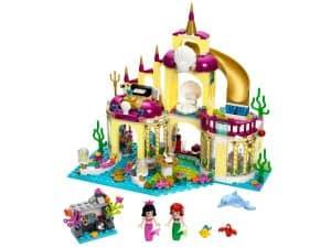 lego ariels onderwaterpaleis 41063