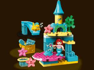 lego ariels onderzeese kasteel 10922