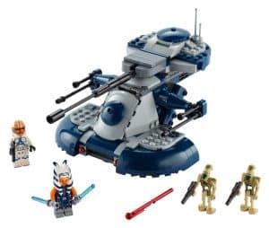 lego armored assault tank aat 75283