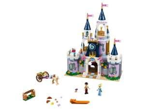 lego assepoesters droomkasteel 41154