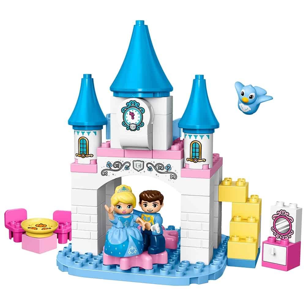 lego assepoesters magische kasteel 10855