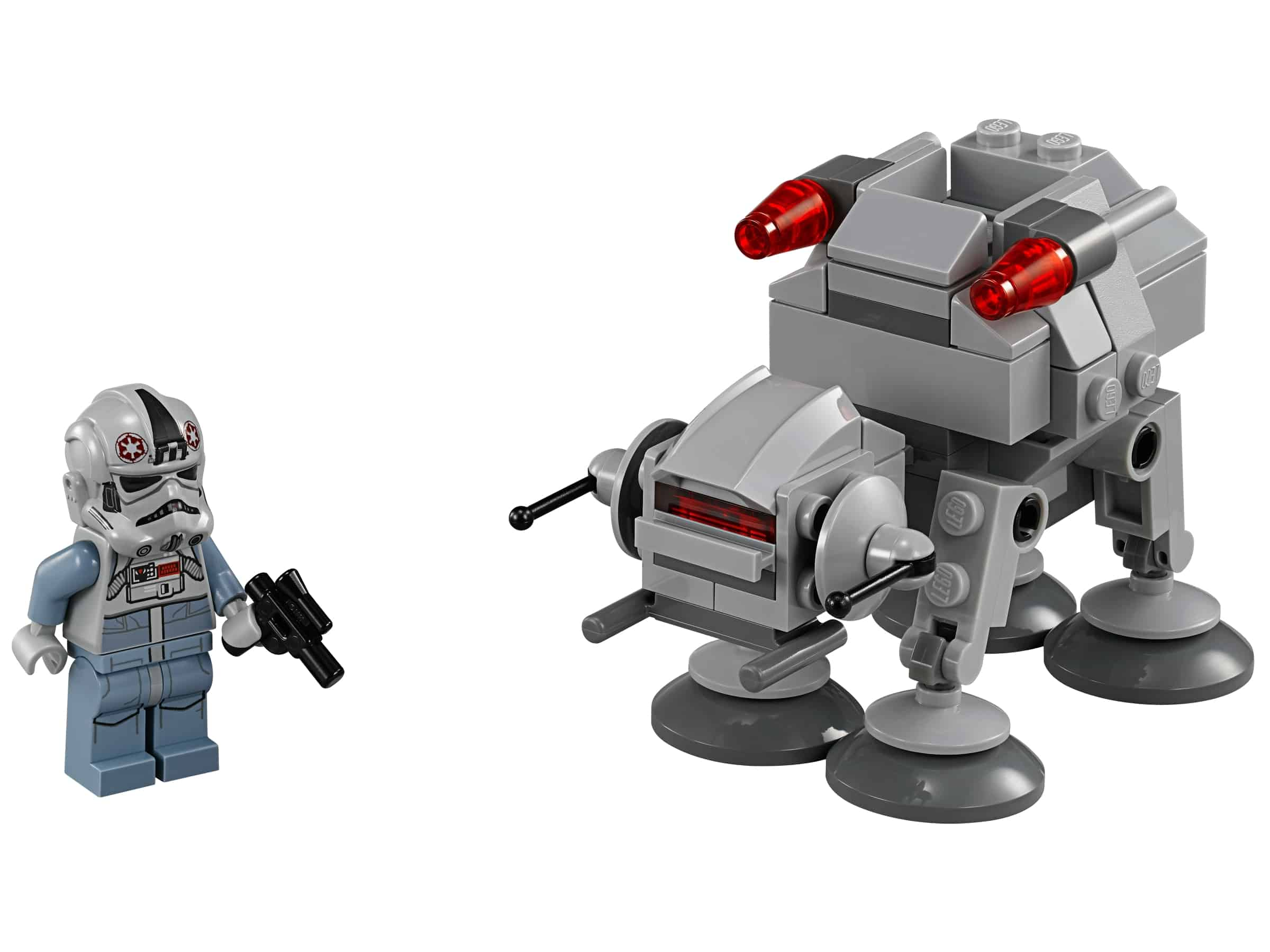 lego at at microfighter 75075