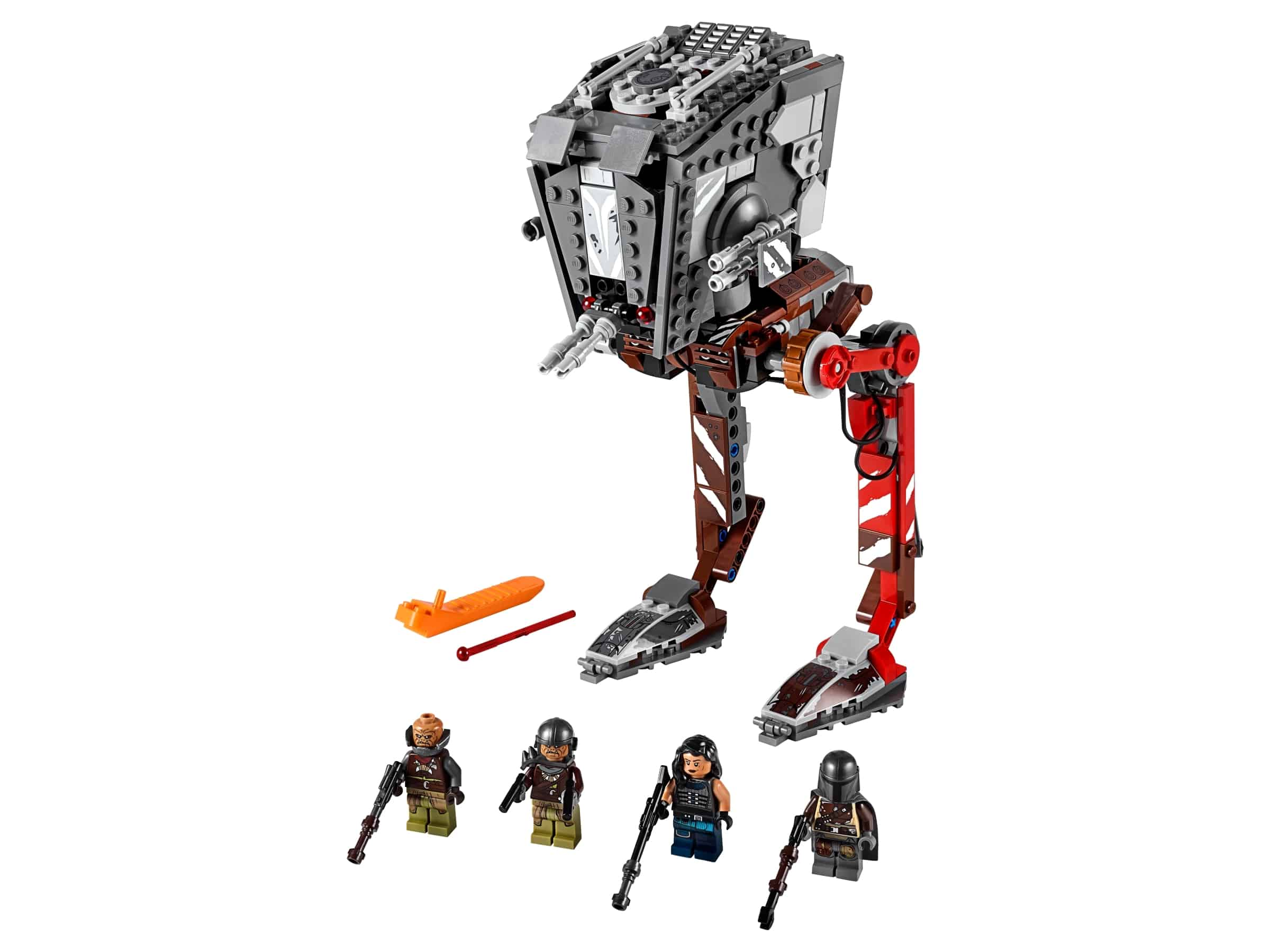 lego at st raider 75254