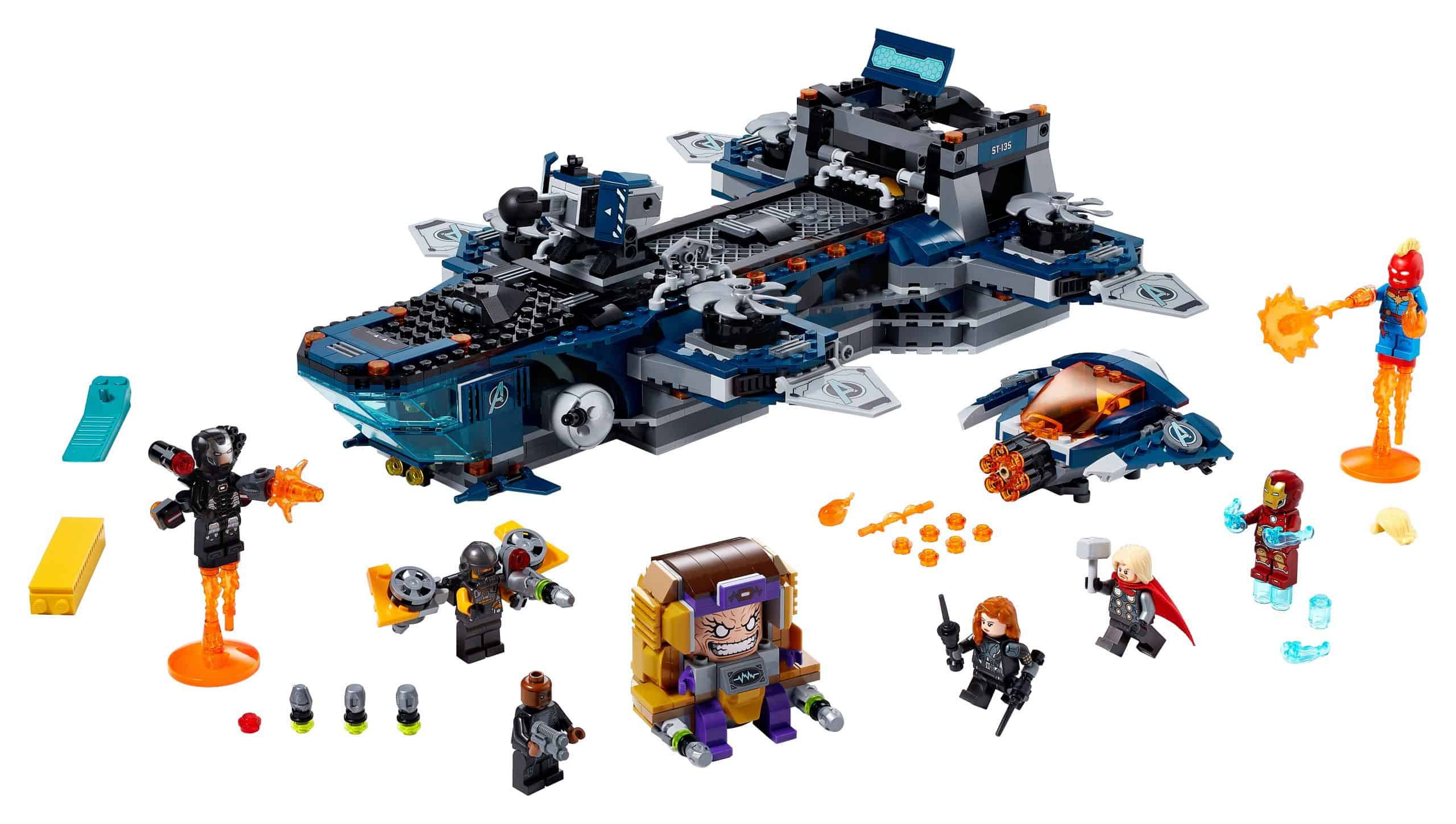 lego avengers helicarrier 76153 scaled