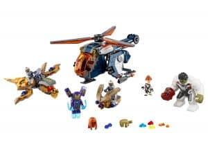 lego avengers hulk helikopterredding 76144