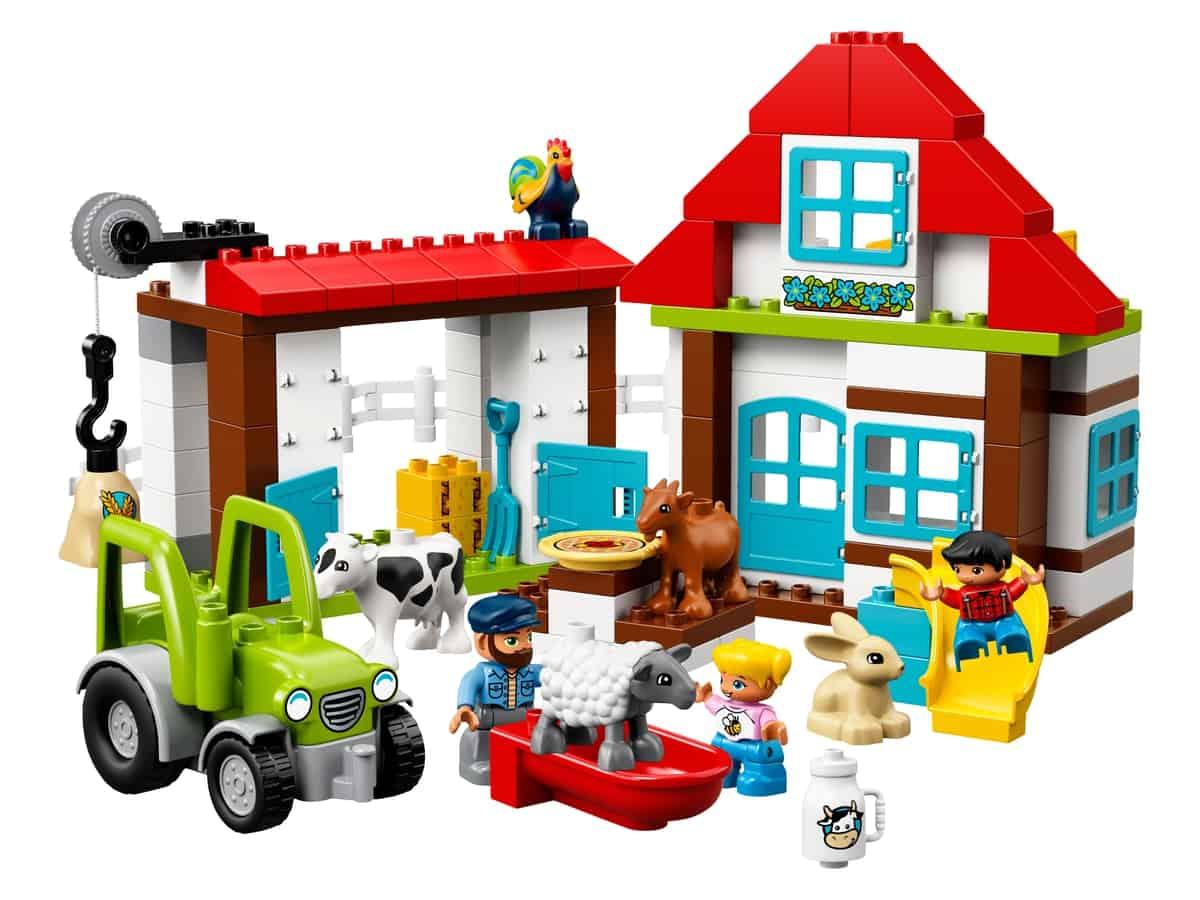 lego avonturen op de boerderij 10869