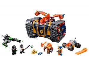 lego axls rollende arsenaal 72006