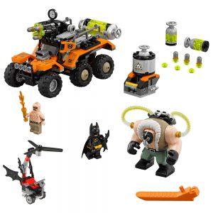 lego bane giftruck aanval 70914