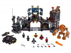 lego batcave invasie clayface 76122