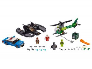 lego batman batwing en de overval van the riddler 76120