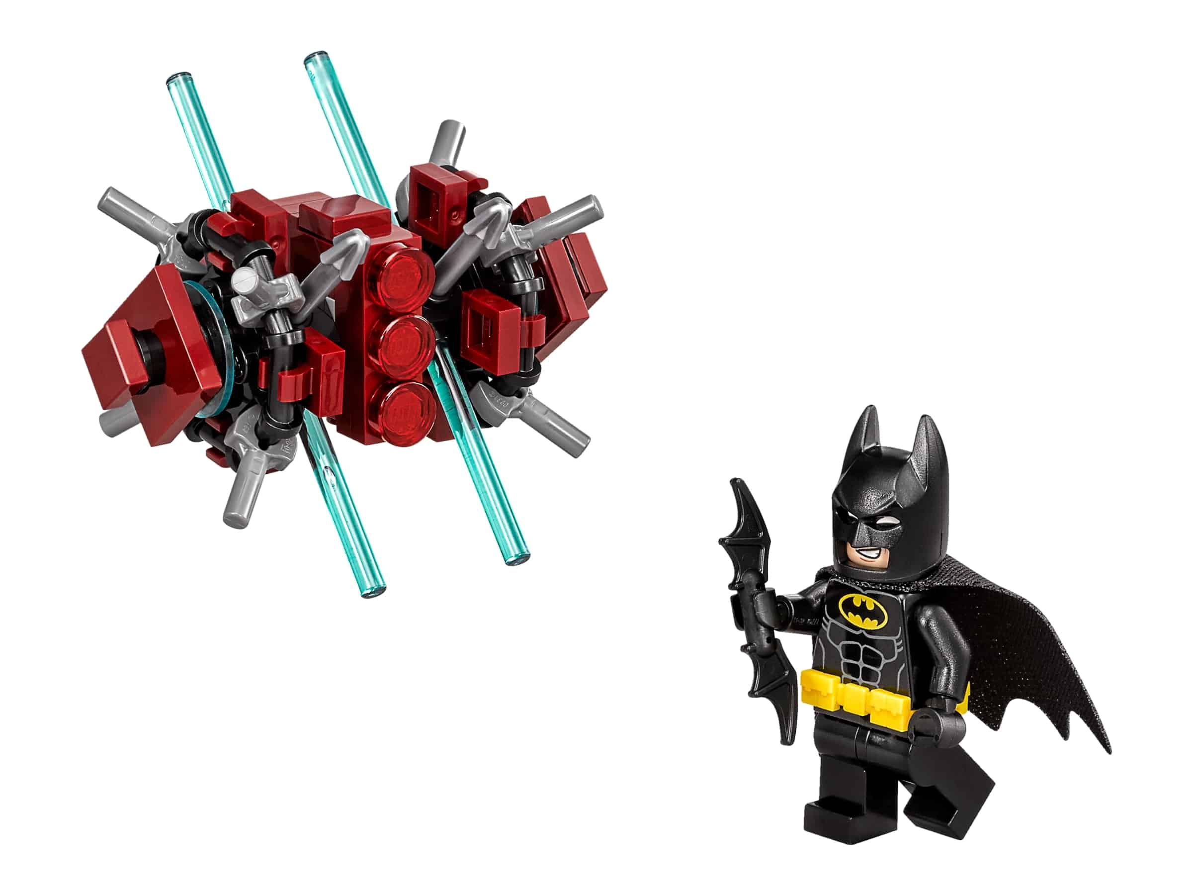 lego batman in de phantom zone 30522