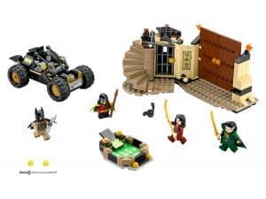 lego batman redding uit ras al ghul 76056