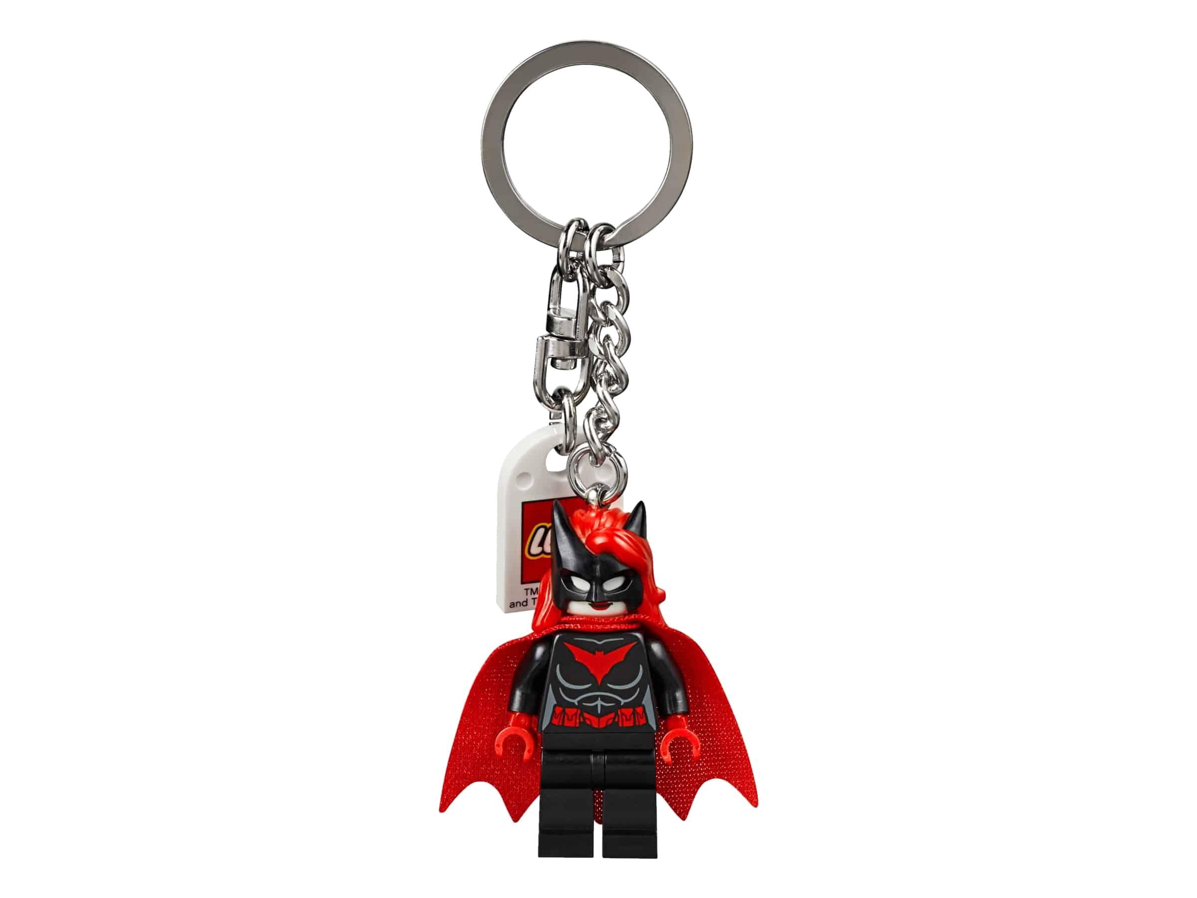 lego batwoman sleutelhanger 853953