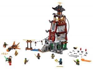 lego belegering van de vuurtoren 70594