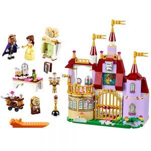 lego belles betoverde kasteel 41067