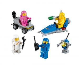 lego bennys ruimteteam 70841