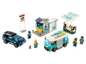 lego benzinestation 60257