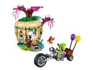 lego bird island eierenroof 75823